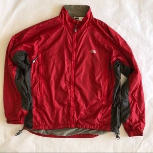 North Face packable Jacket